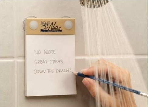 waterproof notepad