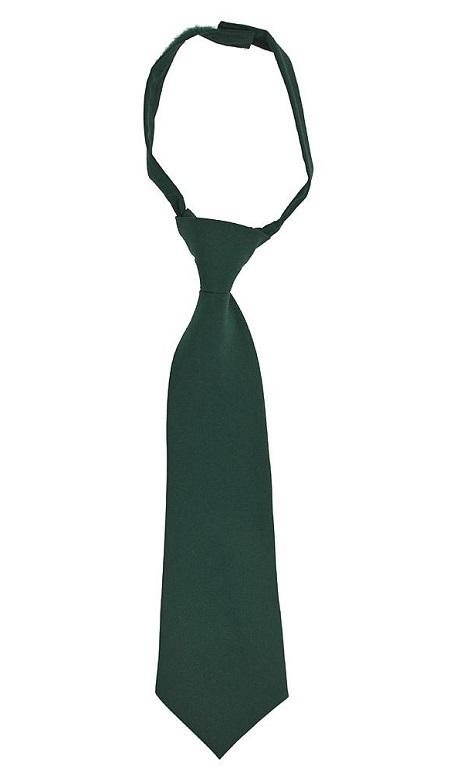Boys Green Tie