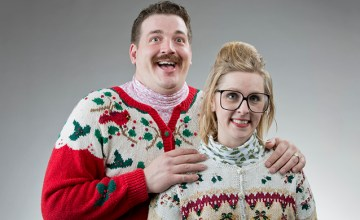 Ugly Christmas Sweaters Yule Absolutely Love