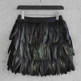 Express Edition Feather Skirt