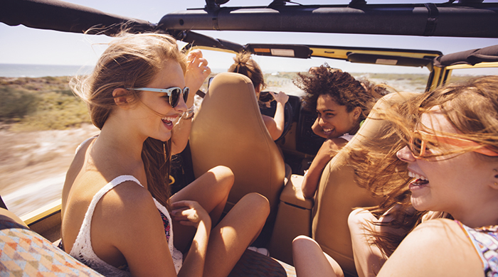 7 Girlfriend Getaways Your Besties Will Love