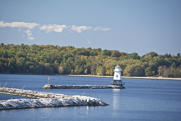 Burlington, Vermont Lighthouse