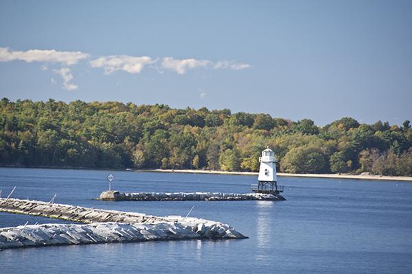 Burlington, Vermont Lighthouse