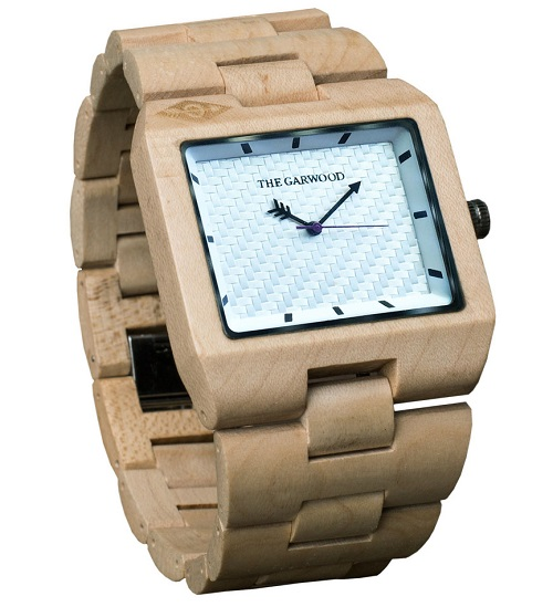 Wooden Retro Men's Watch