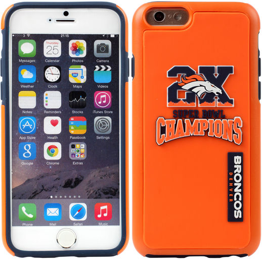 Denver Broncos iPhone 6 Case