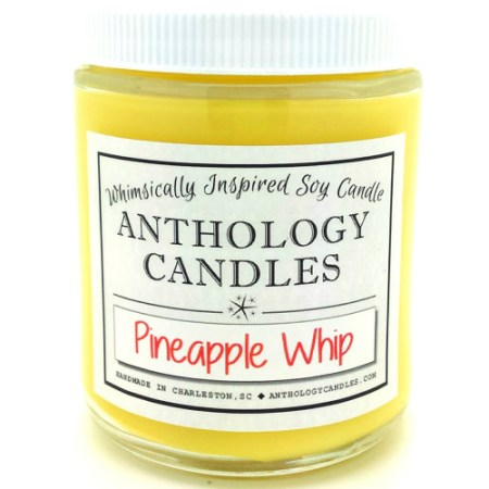 Pineapple Whip Candles
