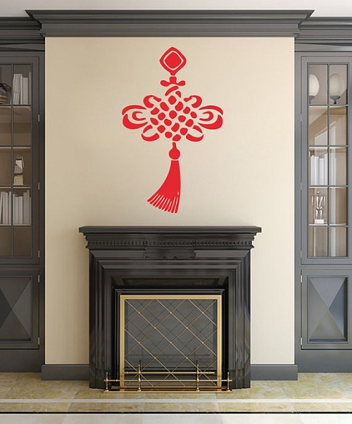 Chinese New Year Wall Decal