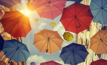 Cute Umbrellas to Brighten Your Rainy Days