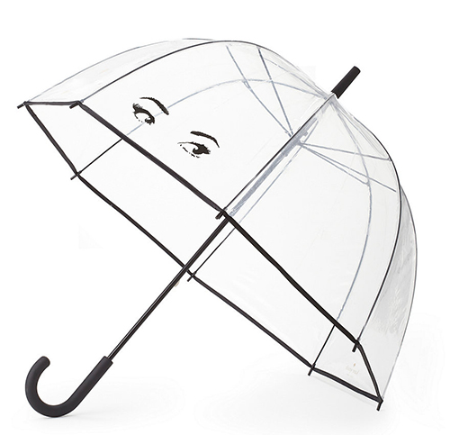 kate spade Winking Bubble Umbrella