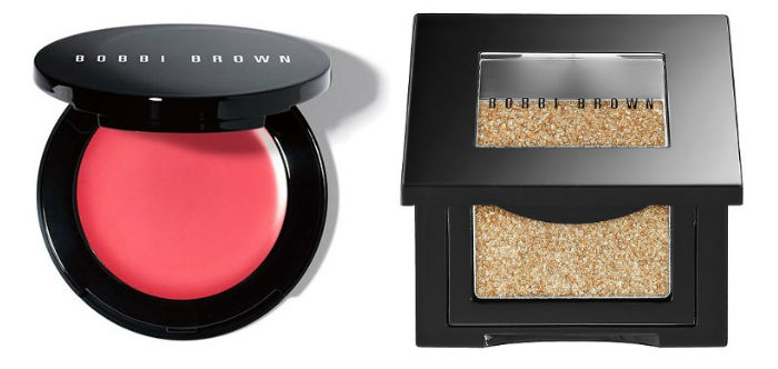 Bobbi Brown Pot Rouge and Sparkle Eye Shadow