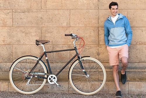 PUBLIC V7 Bike