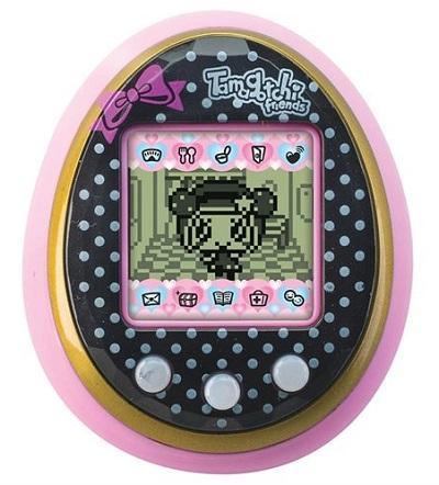 Tamagotchi electronic game