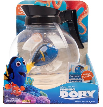 Disney Finding Dory Robofish Coffee Pot Play Set