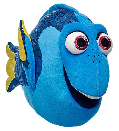 Finding Dory plush talking toy