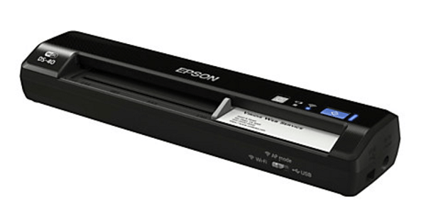 Office Depot Portable Scanner