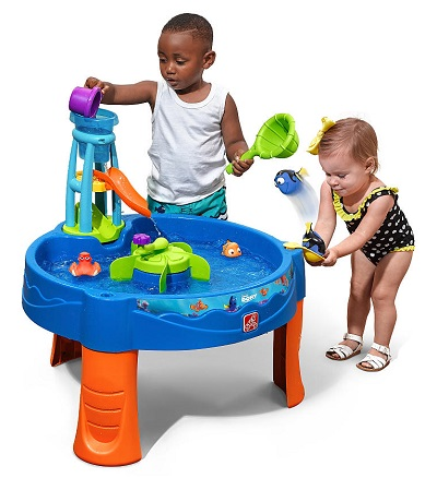 Step2 Disney Finding Dory Whirlin' Waves Water Table