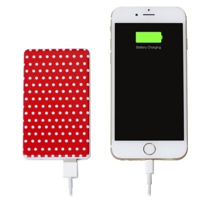 Chic Buds - Slim Power Phone Charger