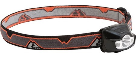 Ozark Trail 150-Lumen Multi-Color Headlamp