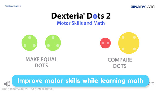 Dexteria Dots Learning Apps