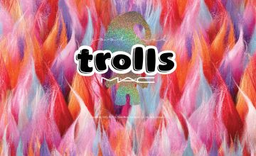 Face the Rainbow With the MAC Good Luck Trolls Collection