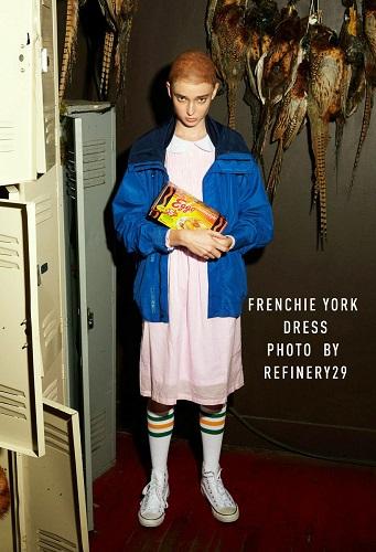 Stranger Things Eleven costume