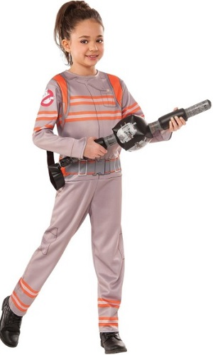 Girls Ghostbusters Halloween costume