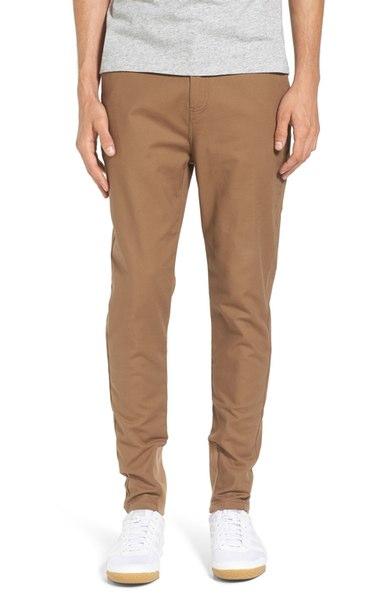 Slouchy Men's Trousers