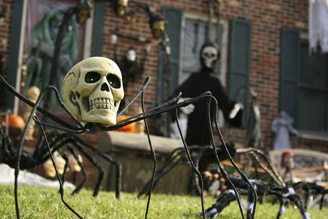 Don't Break the Bank on Costumes, Candy, and Decorations