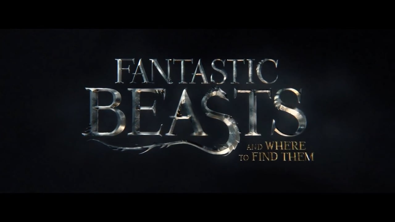 Fantastic Beasts and Where To Find Them movie