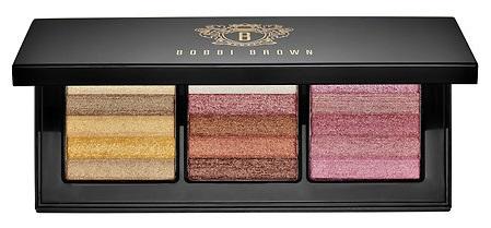 """Bobbi Brown Bobbi To Glow Shimmer Brick Palette, $69"""