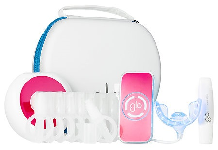 """GLO Science GLO Brilliant™ Teeth Whitening Device, $220"""