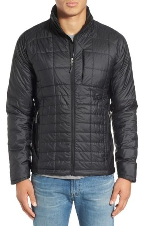 Ibex 'Wool Aire Matrix' Quilted Jacket