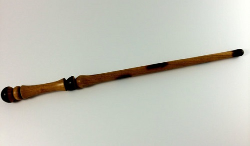 wooden wizard wand