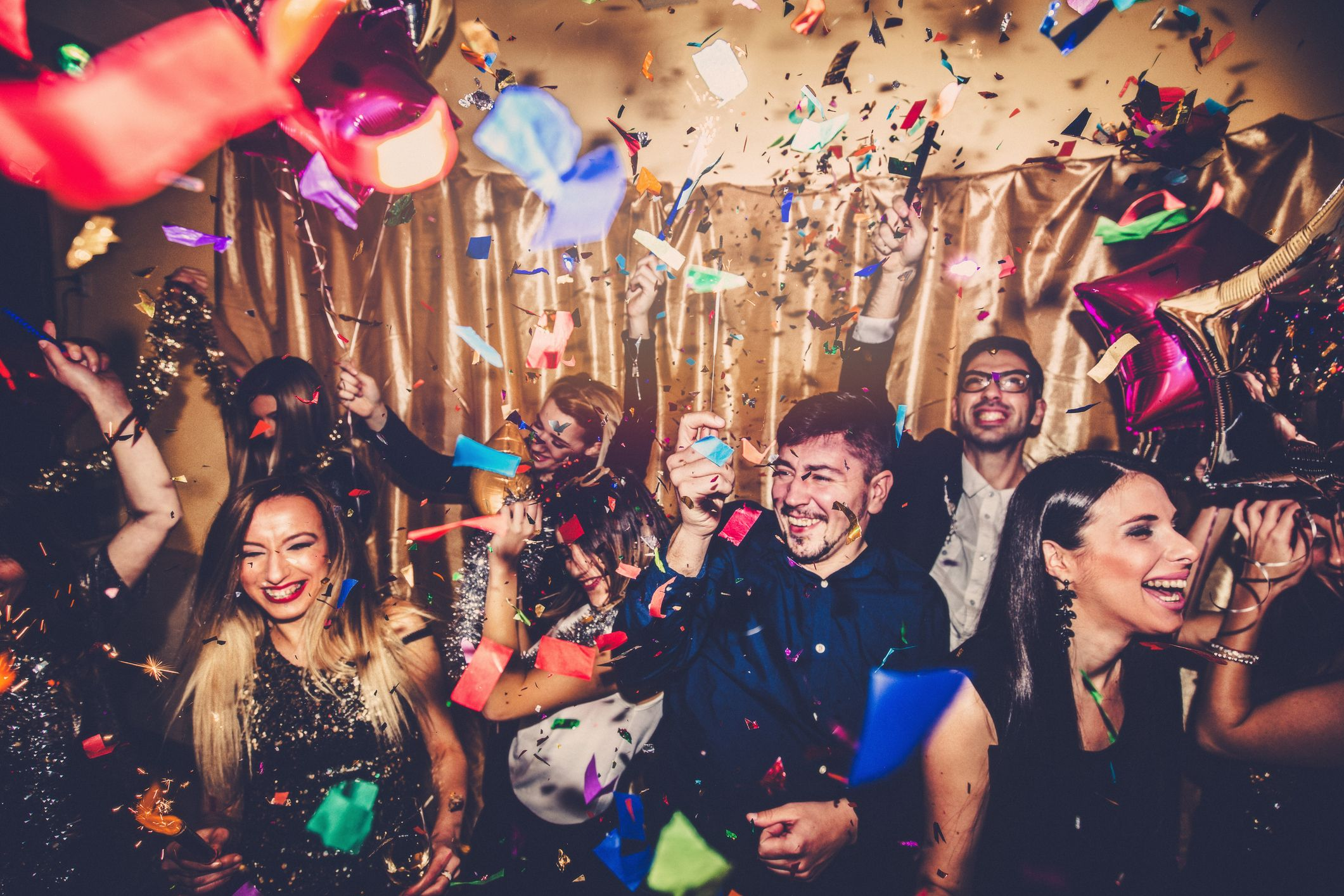10 Tips for a Killer New Year's Eve Party