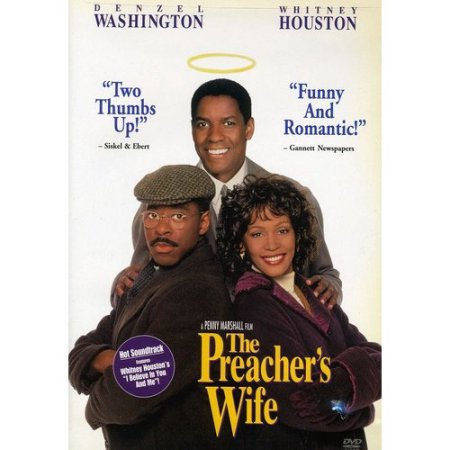 The Preacher's Wife PG