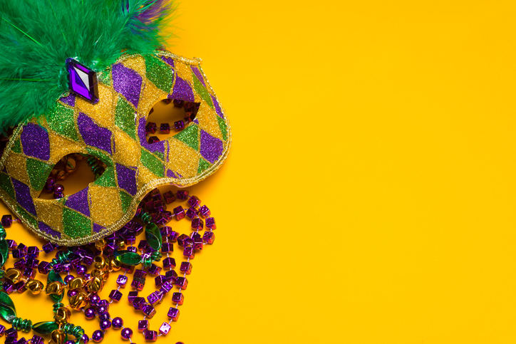 How to Keep It Cute at a Mardi Gras Party