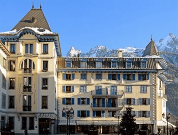 Chamonix-Mont Blanc Grand Hotel des Alpes