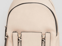Asos New Look Mini Zip Pocket Backpack