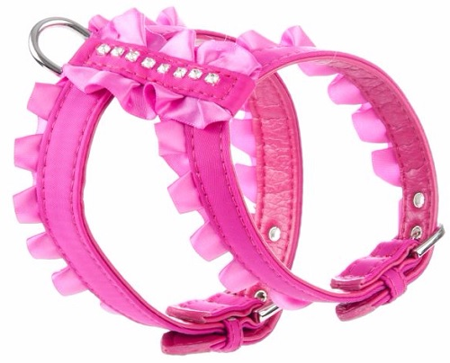Top Paw Ruffle Dog Harness