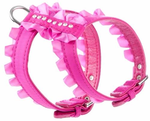 Top Paw Ruffle Dog Harness