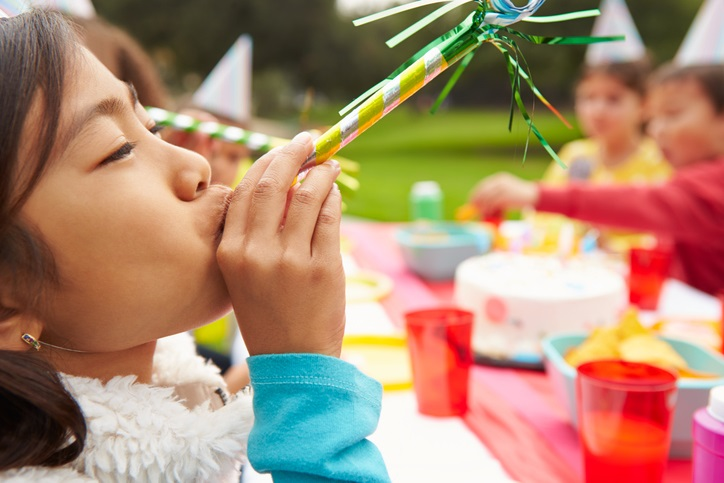 These Birthday Party Themes Will Make You Mom of the Year