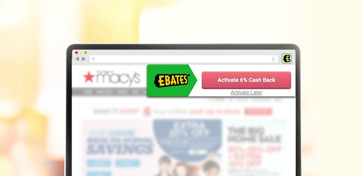 Download the Ebates Cash Back Button Today! 7