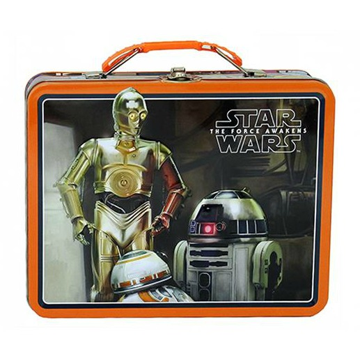 Star Wars BB8 Lunchbox
