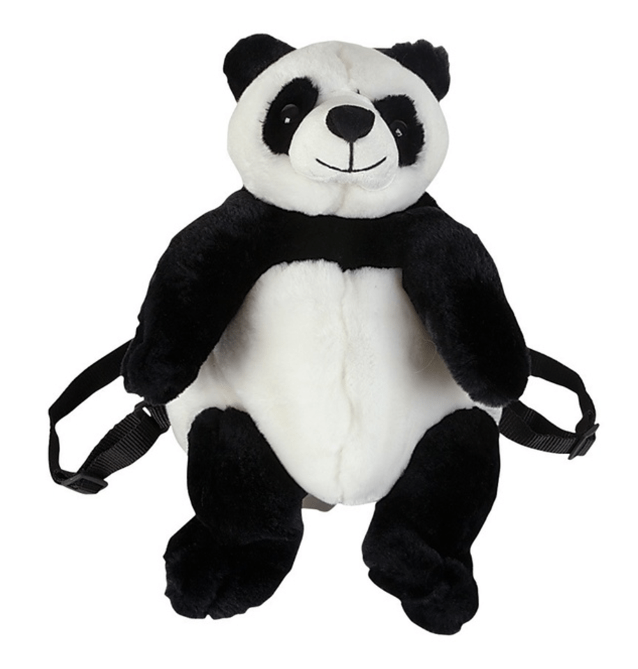 Plush Panda Stuffed Backpack