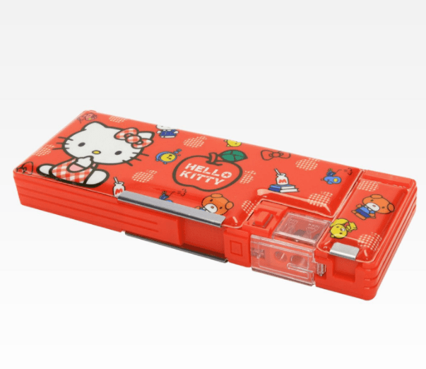 Vintage 1993 Hello Kitty Pencil Case