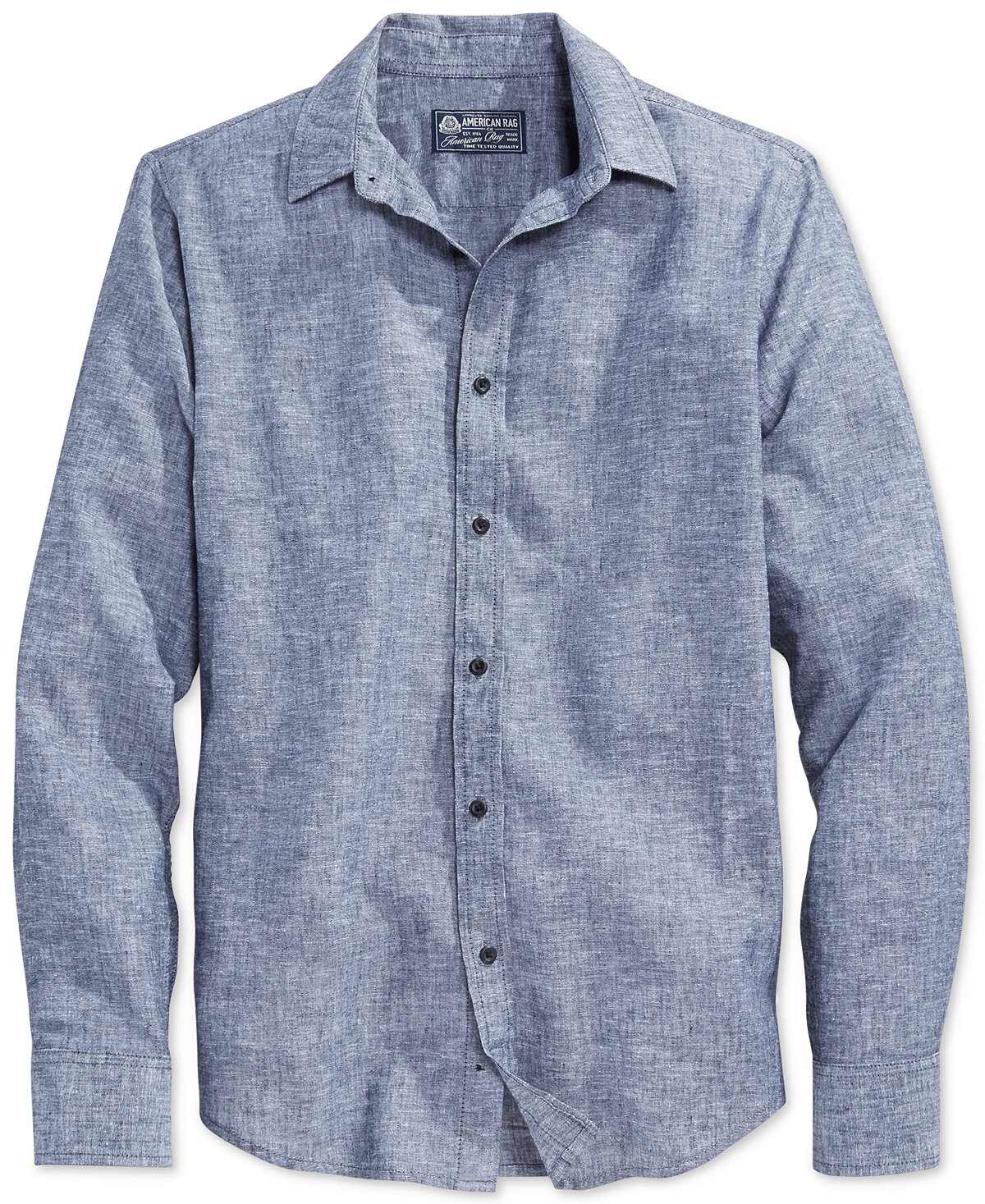 American Rag Men's Linen Shirt