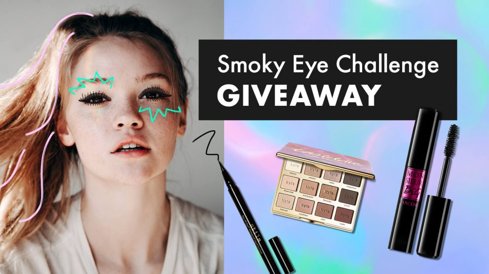 Smoky Eye Faceoff + Facebook Live Giveaway