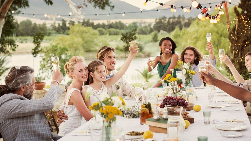 Affordable Wedding Guest Outfits for the Whole Family
