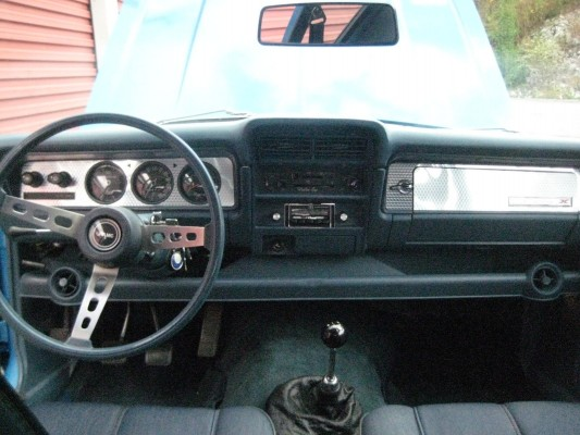 amc gremlin interior. Black Bedroom Furniture Sets. Home Design Ideas