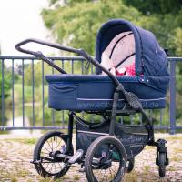 Unser Dänischer XXL Kinderwagen von Basson Baby